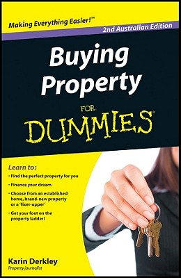Buying Property for Dummies By Derkley, Karin