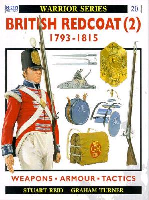 British Redcoat By Reid, Stuart/ Turner, Graham (ILT)